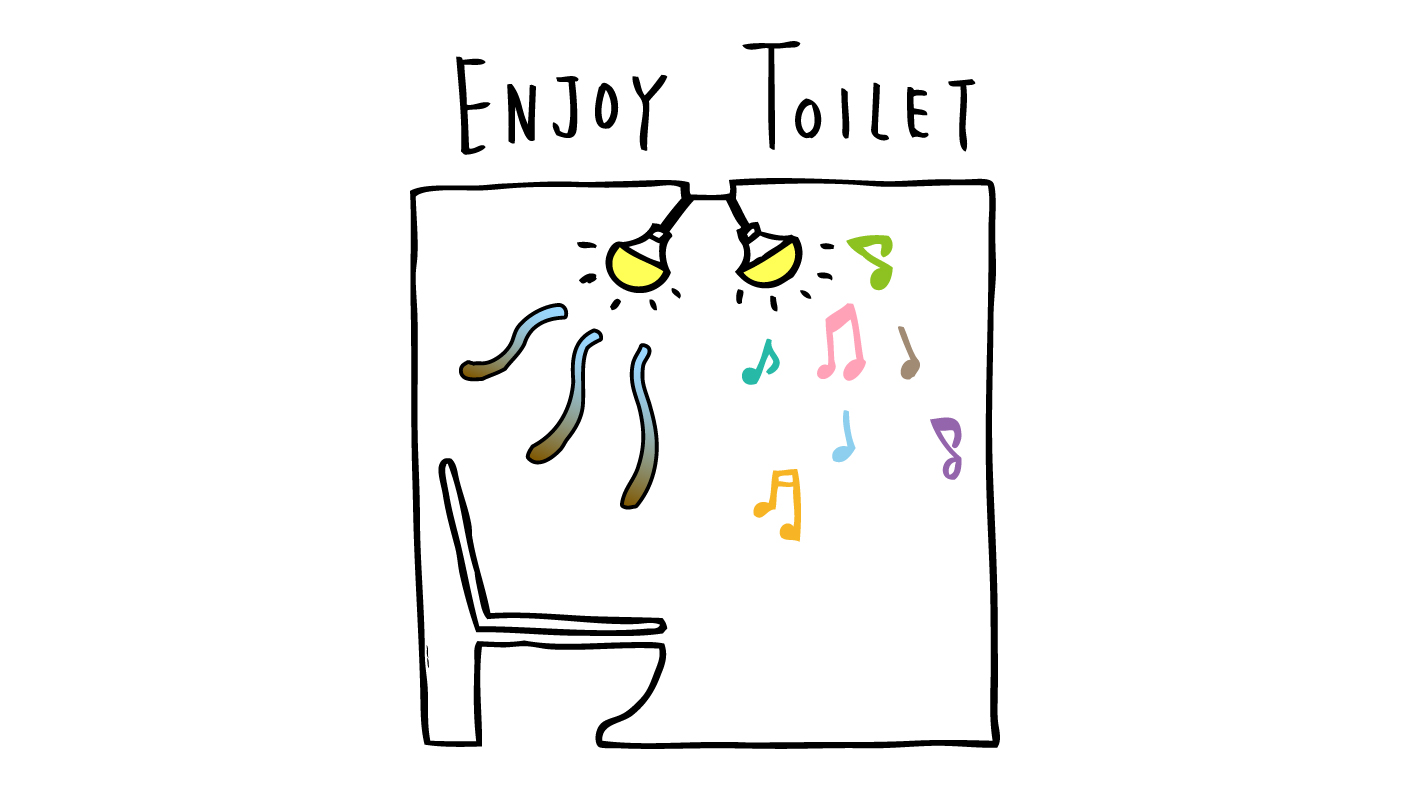 ENJOY TOILET